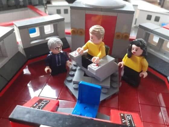 LEGO USS Enterprise30