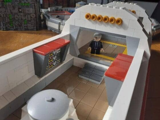 LEGO USS Enterprise33