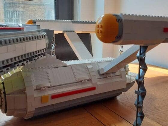 LEGO USS Enterprise4