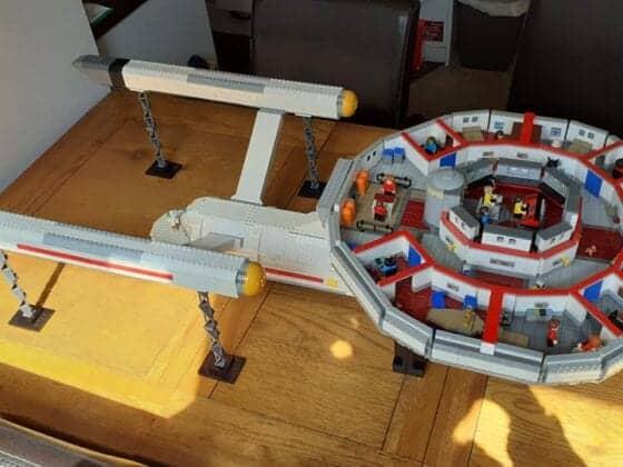 LEGO USS Enterprise6