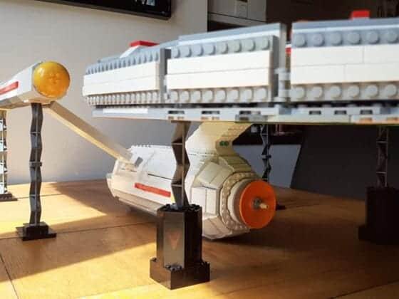 LEGO USS Enterprise9